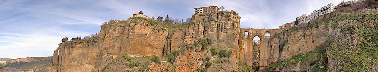 Turismo interior de Málaga
